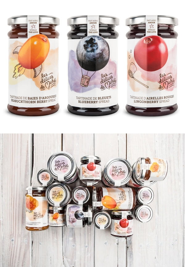 creative jar packaging design 22