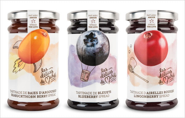 creative jar packaging design 28