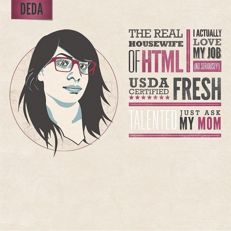 Inspirativni primeri ličnih i portfolio vebsajtova