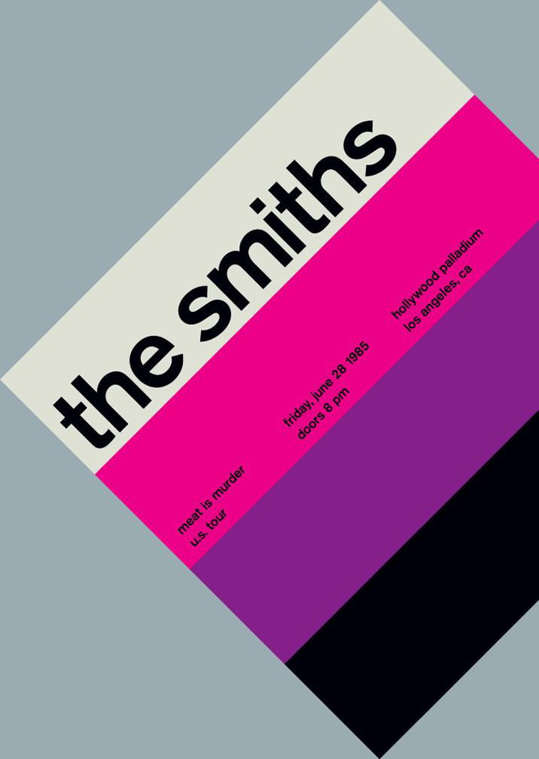 smiths swissted poster