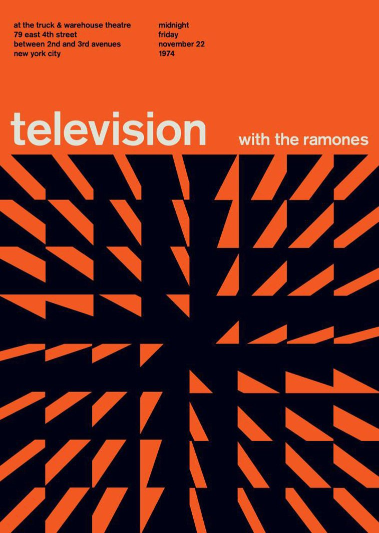 television 2 swissted poster