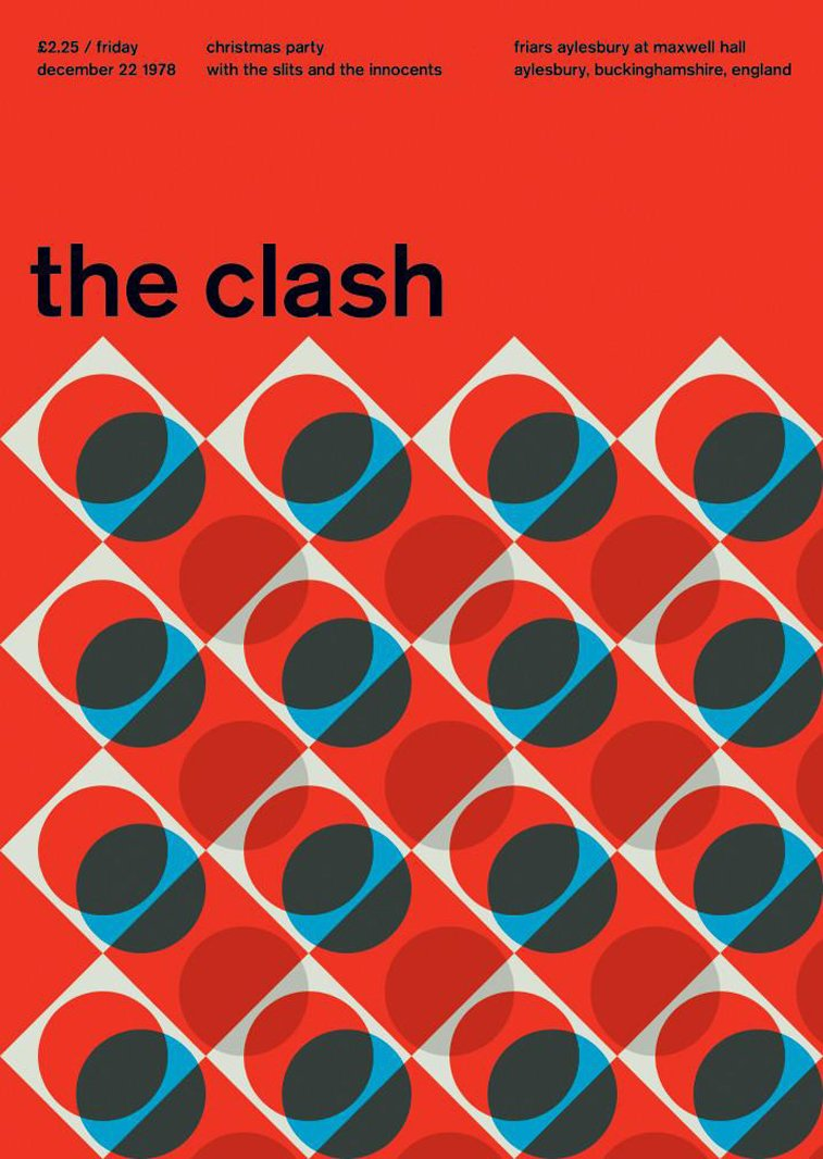 the clash swissted