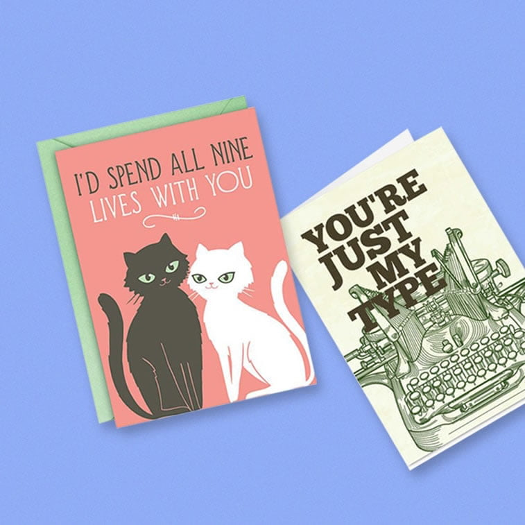 Creative Valentine's Day card ideas