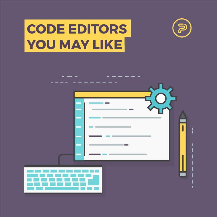 Code editors you may like