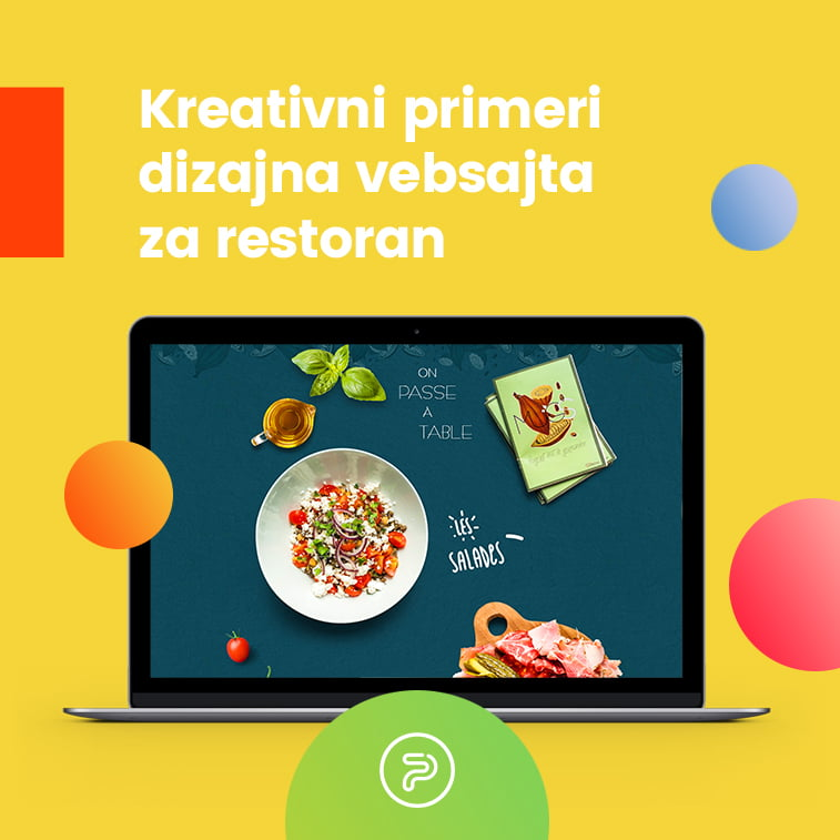 Kreativni primeri dizajna vebsajta za restoran