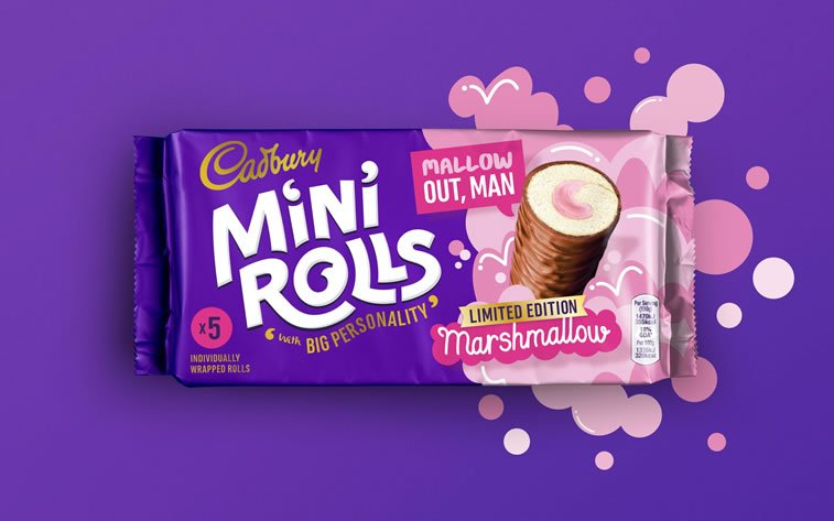 cadbury minirolls package design 3