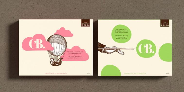 dizajn ambalaze za cokoladu CbyB 1