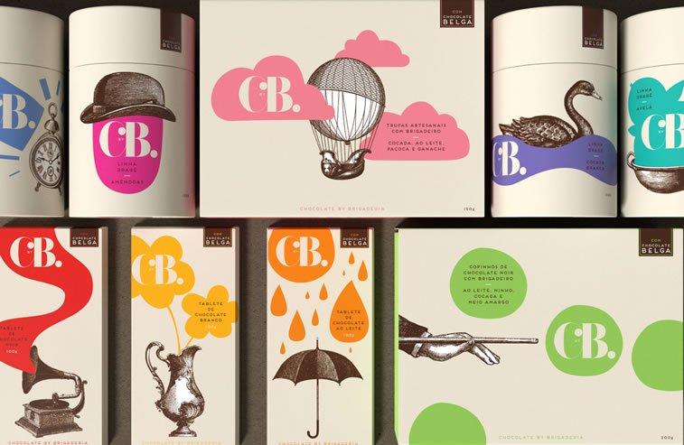 dizajn ambalaze za cokoladu CbyB 2