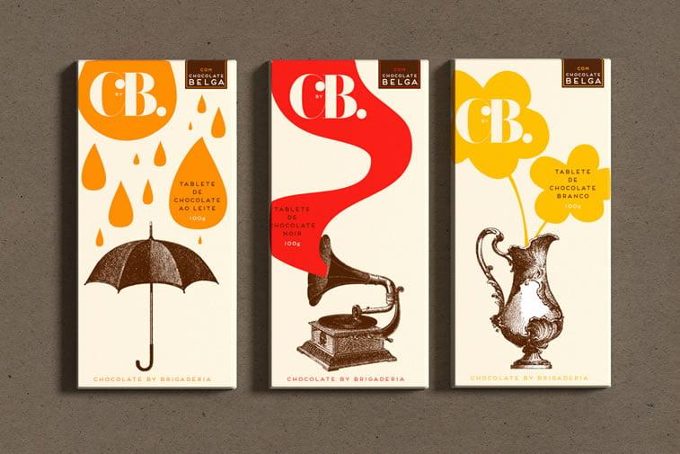 dizajn ambalaze za cokoladu CbyB 4