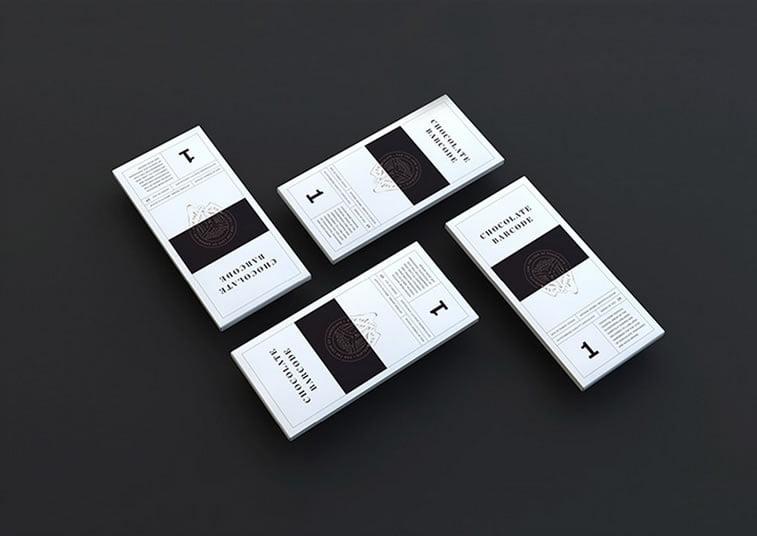 dizajn cokoladnih omota barcode 3