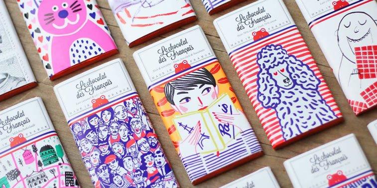 dizajn francuske cokolade 1