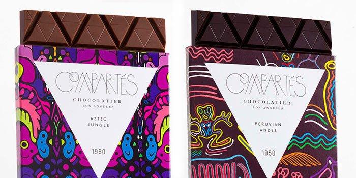 dizajn omota za cokoladu compartes 1