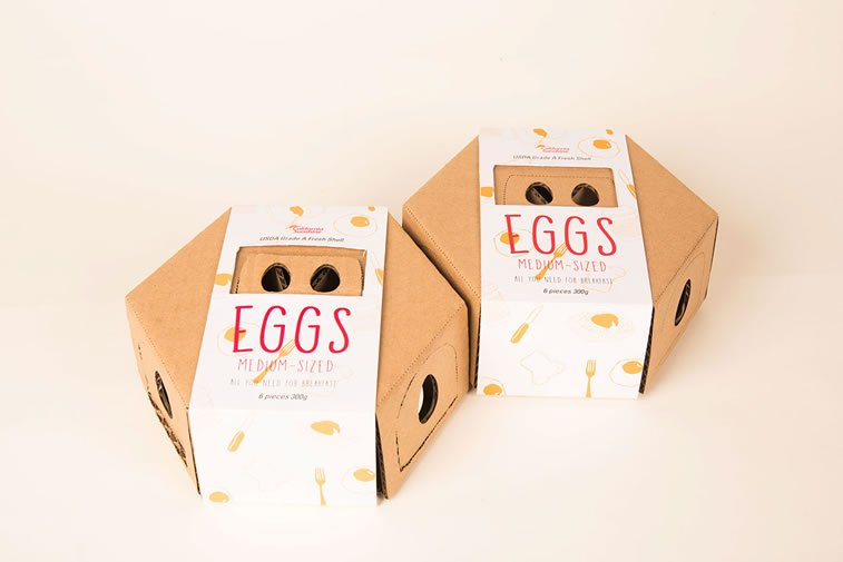 egg packaging design 2