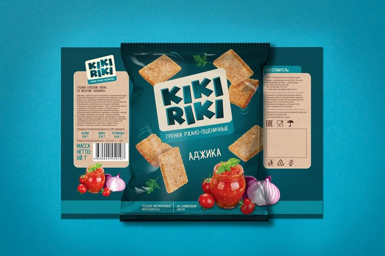 kikiriki packaging design 1