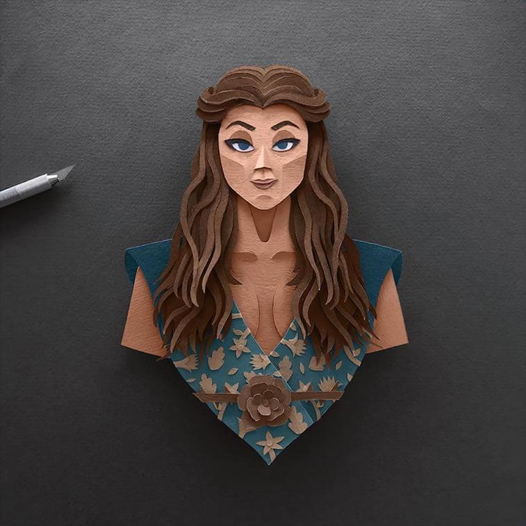 papercuts got margaery