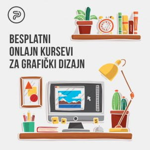 Besplatni onlajn kursevi za grafički dizajn