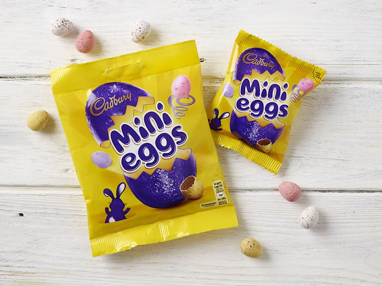 cadbury easter eggs packaging design 2