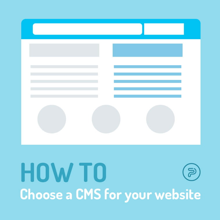 How to choose a CMS for your website