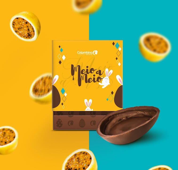 Easter packaging design ideas