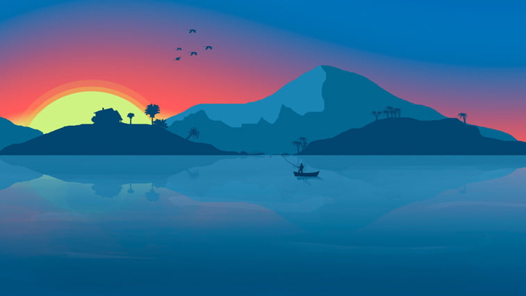 minimalism pozadine za desktop 4k HD Wallback
