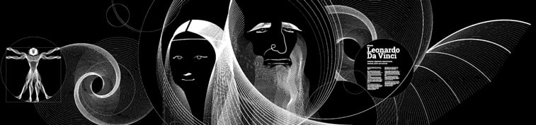 Andrea-Minini-ilustracije Expo 2017 Leonardo da Vinci