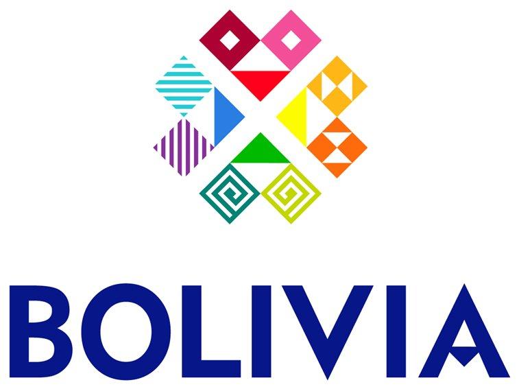 visit bolivia logo dizajn