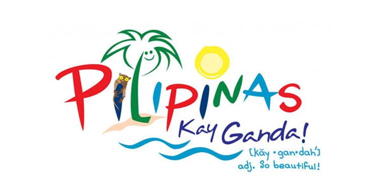 filipini turizam logo dizajn