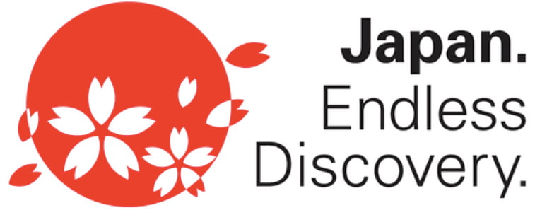branding japan endless discovery logo