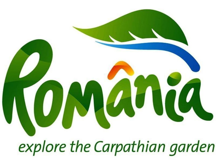 visit romania logo explore carpathian garden