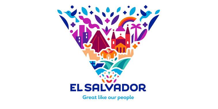 el salvador logo dizajn