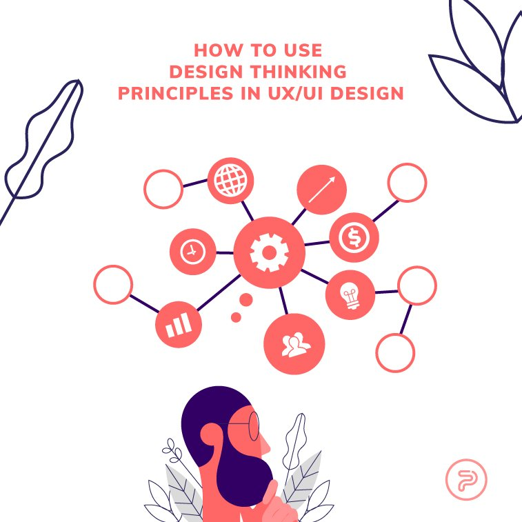 How to use design thinking principles in UI/UX design
