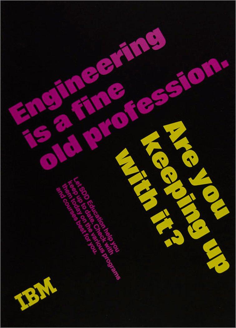 IBM plakatiengeniring