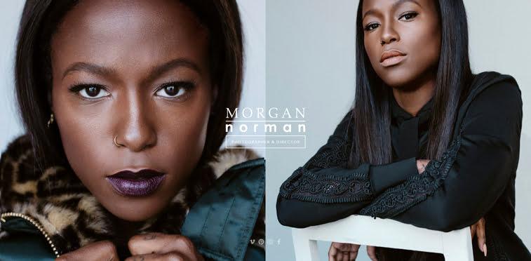 Morgan Norman fotograf