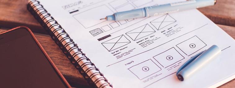 Problemi u veb dizajnu The Art Career Project