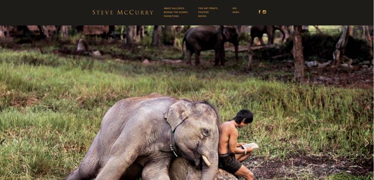 Steve McCurry 2 fotograf
