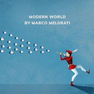 Modern world by Marco Melgrati