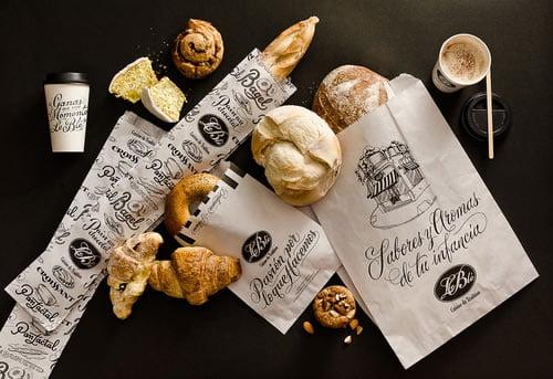 restaurant branding examples 25