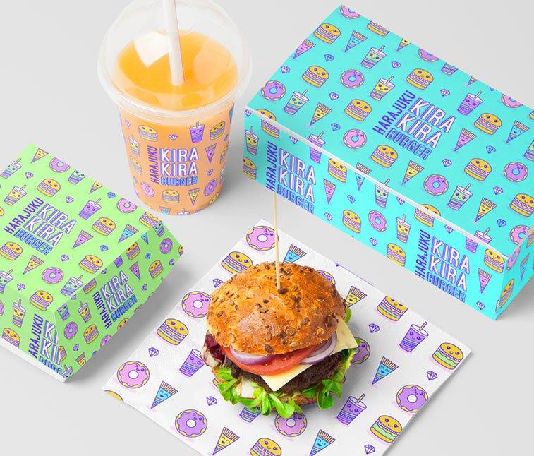 restaurant branding examples 9