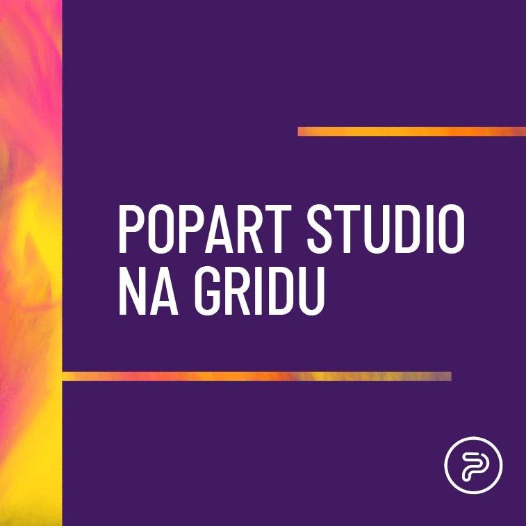 PopArt Studio na GRIDu: Dan otvorenih vrata 2018. godine