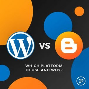 WordPress vs. Blogger: which platform to use and why