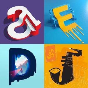 36 dana tipografije: kreativni izazov za dizajnere