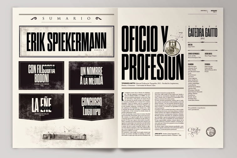 breviario magazin layout erik spiekermann prelom casopisa