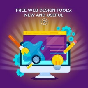 Free web design tools: new and useful