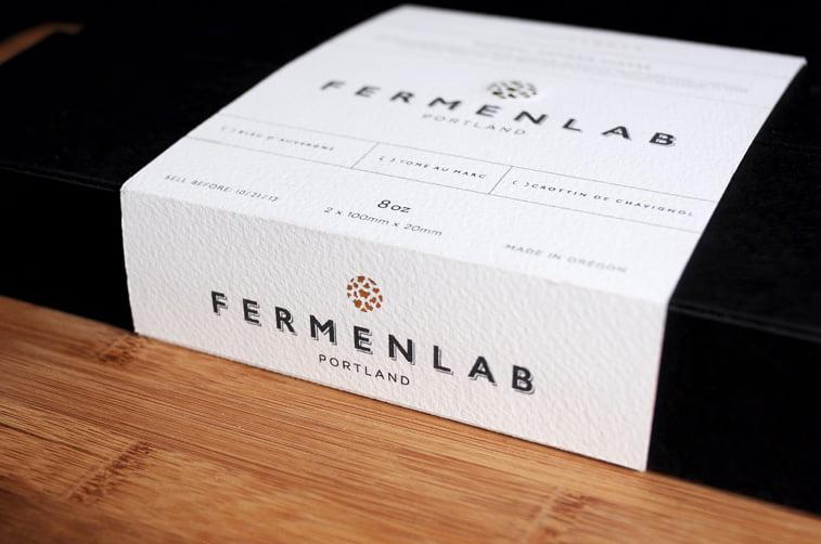 Fermenlab sir etiketa
