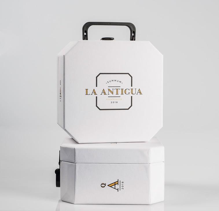 La Antigua sir dizajn ambalaze kutija