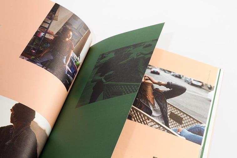 the roads 2016 magazin layout Kati Forner
