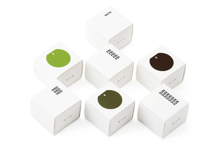 chinese tea paper packaging