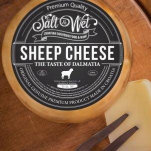 Dizajn etiketa i ambalaže za sir: inspiracija