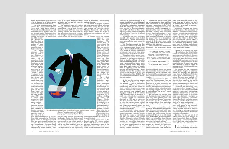stefano marra illustration 10 Illustrations in magazine layouts
