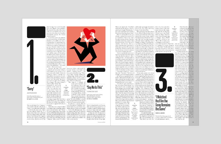 stefano marra illustration 11 magazine layout